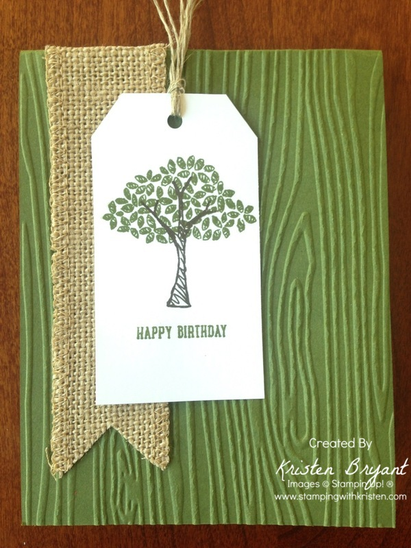 Sprinkles of Life Tree Card
