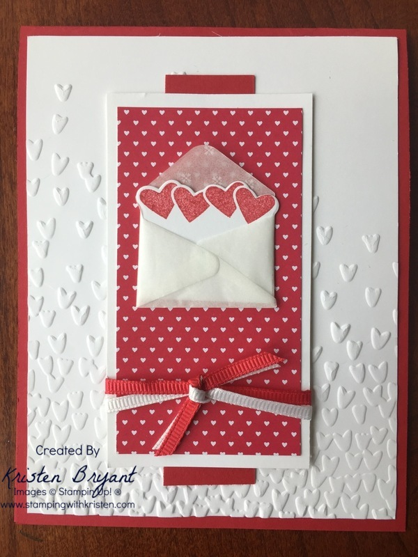 Sealed With Love www.stampingwithkristen.com