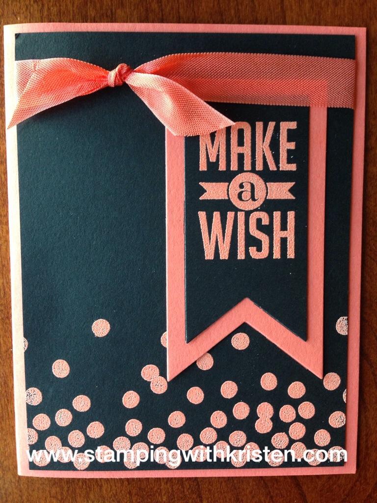 Dotty Angels Make a Wish